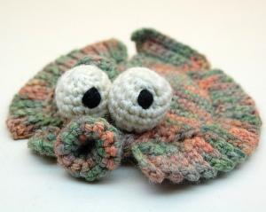 cheezombie's crochet flounder
