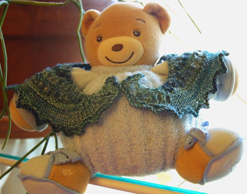TeddyBear Shawl