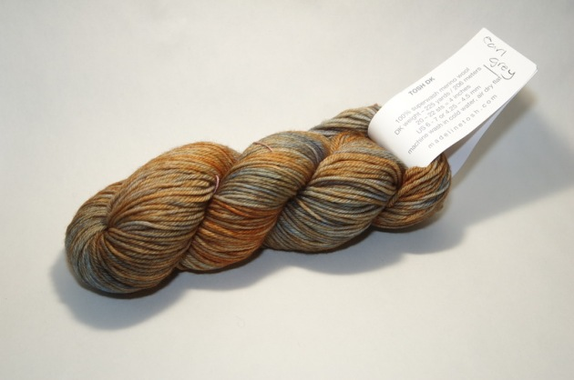 Substituting Yarn – Tumped Duck
