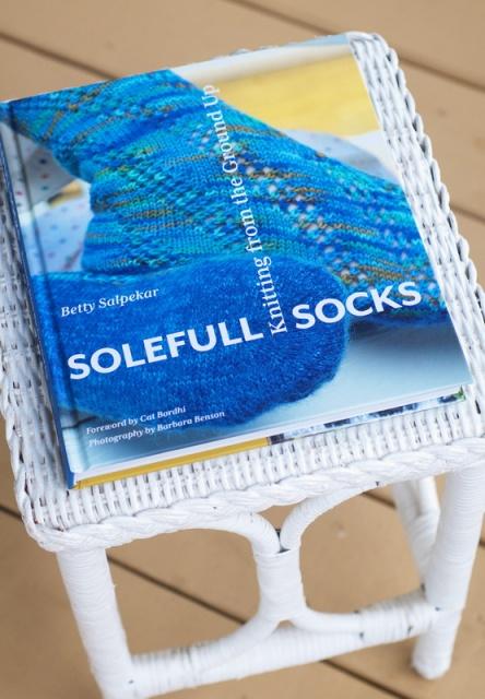 Solefull Socks by Betty Salpekar