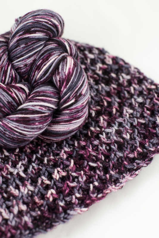 Can yarn look as good in knitting as it does in a skein? Yes!
